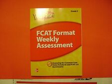 TE Reading Wonders ©2014 FCAT Format Weekly Assessment Grade 5 With Answer Keys