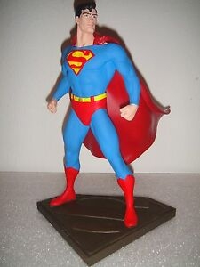 BOWEN FACTORY SEALED-NEW!! SUPERMAN FULL SIZE STATUE MAQUETTE Seinfeld DC DIRECT