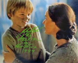 Autograph of Jake Lloyd As Anakin Skywalker in Star Wars: The Phantom Menace