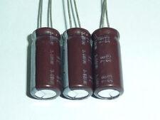 10Pcs 35v10uF 35V ZA Rubycon Ultra Low impedance Capacitor 5X5 105