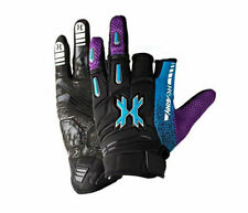 Hk Army Pro Gloves Arctic Purple Teal paintball gloves New - Xl X-Lg X-Large