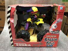VTG RARE Tonka Bobble Boys ATV Radio Controlled Hasbro Bobblehead NEW IN BOX