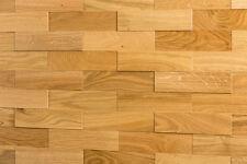 Wandverkleidung Holz Eiche Natur Holzwand Holzpaneele Holzfliese Paneele wodewa