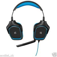 Logitech G430 7.1 Dolby Surround Sound Gaming Headset for PC and PS4 BRAND NEW