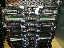 IBM HS22 BLADE 7870-AC1 2 x 2.4GHZ E5530 QUAD CORE 96GB  2X 146GB 10K SAS