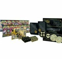 Sword & Shield Ultra Premium Collection Box Pokemon TCG Zacian & Zamazenta