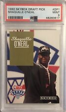 New listing 1992 Skybox Draft Pick Shaquille O'Neal PSA 9