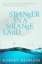 Robert Heinlein Stranger in a Strange Land Paperback Holder Great Read 1991
