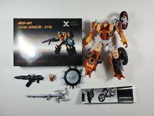 Transformers Reveal The Shield Wreck Gar w/ Lucky Rogers Junk Armor Generations