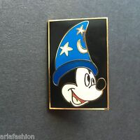 Disney Auctions P.I.N.S. - Sorcerer Mickey Mouse Face LE 1000 Disney Pin 32219