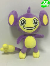"12"" Pokemon Pikachu Aipom Plush Anime Stuffed Monkey Game PNPL1391"