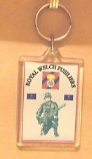 Royal Welch Fusiliers key ring..