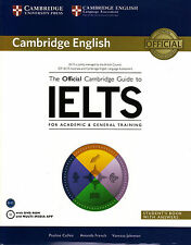 Official CAMBRIDGE GUIDE TO IELTS Student's Book w Answers, DVD &MultiM APP @New
