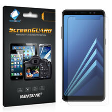 3 Ultra Clear HD Anti Scratch Screen Cover protectors For Samsung Galaxy A8 2018
