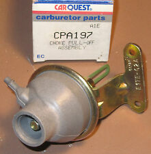 CHOKE PULL-OFF ASSY -fits 72-84 Ford Lincoln Mercury - CarQuest CPA197