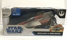 Star Wars Green Leader's A-Wing Fighter LEGACY COLLECTION Walmart Exclusive Open