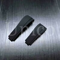 20 MM Black Silicone Rubber Watch Band Strap Fits Rolex Deployment Clasp 2019