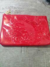 Avon christian lacroix rouge makeup bag purse Brand new