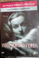 Dvd -VOGLIAMO VIVERE! Carole Lombard un film di Ernst Lubitsch