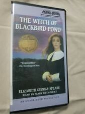 THE WITCH OF BLACKBIRD POND--AUDIO CASSETTE TAPES--LIKE NEW--FREE SHIPPING