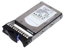 NUEVO Disco Duro IBM 39r7344 300GB SAS 3.5'' 10k Hot Swap 40k1041