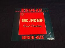 errol dunkley / ok fred / maxi 33 tours