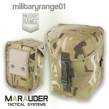 Marauder Military Water Bottle Pouch - PLCE - British Army MTP Multicam -UK Made