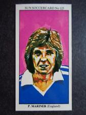 LE SOLEIL soccercards 1978-79 - PAUL MARINER - ANGLETERRE #125
