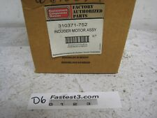 Carrier Bryant Payne Inducer Motor 310371-752 / Replacement Draft Blow