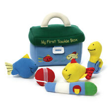 Baby Gund - My First Tackle Box - 5 Piece Fishing Playset