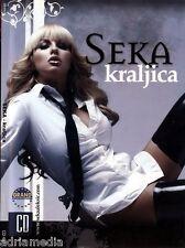 SEKA ALEKSIC CD Kraljica Album 2007 Narodna Muzika Best Hit Folk Srbija Aspirin