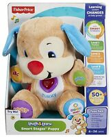 Fisher Price Laugh Learn  Puppy Pre School Toddler Toy Sing Along