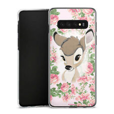 Samsung Galaxy S10 Plus Handyhülle Case Hülle - Bambi Flower Child