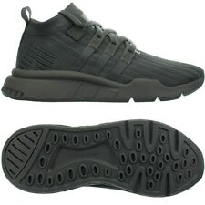Adidas EQT Support Mid ADV gray Men's Mid-Cut Sneakers Lifestyle shoes