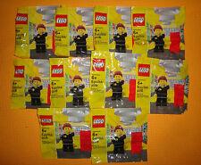 Lego Exclusive Store Employee Minifigure 5001622 x10 *NEW*
