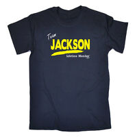 Funny Novelty T-Shirt Mens tee TShirt - Jackson V1 Lifetime Member