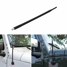 "13"" 8MM Plastic Antenna Replacement AM FM Radio For Jeep Wrangler JK 2007-2017"