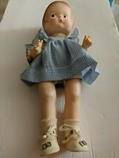 "Vintage 1986 Effanbee 14"" Patsy Doll with Tags"