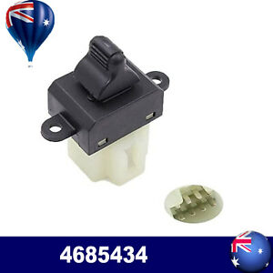 4685434 Passenger Power Window Switch Fits For 1996-2002 Chrysler Dodge Voyager