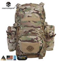 EMERSON Tactical Hydration Backpack Daypack Rucksacks Hiking Paintball Airsoft