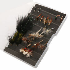 20 Piece Best Selling, Fly Selection , Wet Flies Trout Fly Fishing