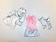 Barbie:  VINTAGE Complete PJ SWINGIN' IN SILVER Outfit Sears Exclusive!