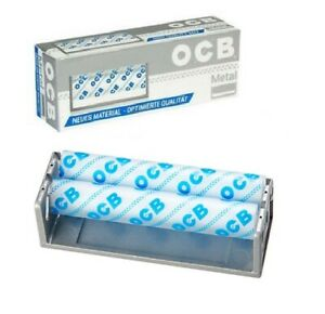 ☆ OCB - Wickler - Metall (Drehmaschine Roller Dreher Fertiger Zigaretten)