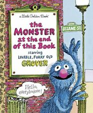 The Monster at the End of This Book by Jon Stone (Hardcover)