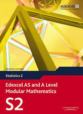 Edexcel As and A Level Modular Mathematics S2  Online Textbook Revision Phone/PC