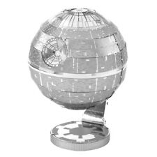 Fascinations Metal Earth Star Wars Death Star 3D Laser Cut Steel Model Kit
