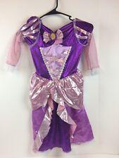 Disney Rapunzel Tangled Small Original Costume Glitter Pictures Dress Up Mtb