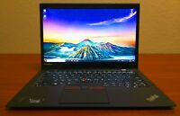 Lenovo ThinkPad X1 Carbon 3 Intel Core i7-5600u 256GB SSD 8GB WQHD 2560X1440