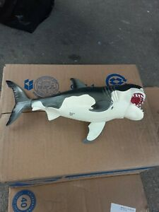 Animal Planet Chap Mei Great White Mega Shark  Action Figure Toys R Us  NOT JAWS