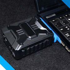 Cooler Mini USB Portátil Ventilador de Aire Vacío Radiador de Ordenador Portátil